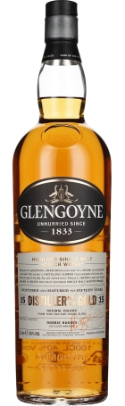 Glengoyne 15 years Distillers Gold 1ltr