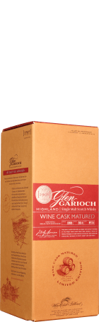 Glen Garioch 1998 New Wine Cask Matured 70cl