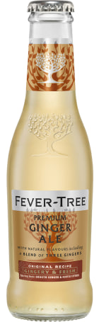 Fever Tree Ginger Ale 24x20c