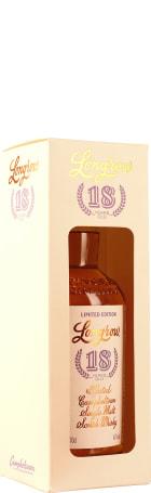 Longrow 18 years 2016 Single Malt Limited Edition 70cl