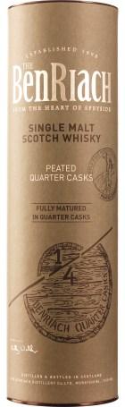 Benriach Peated Quarter Cask Single Malt 70cl