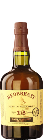 Redbreast 12 years Cask Strenght batch b1/16 70cl