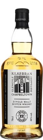 Kilkerran 12 years Single Malt 70cl