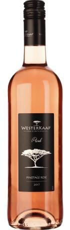 Westerkaap Pienk Rose 75cl