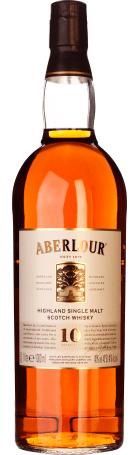 Aberlour 10 years Single Malt 1ltr