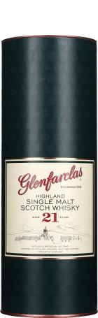 Glenfarclas 21 years Single Malt 70cl
