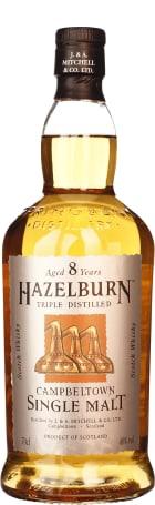 Hazelburn 8 years 70cl