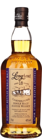 Longrow 18 years 2013 Single Malt 70cl
