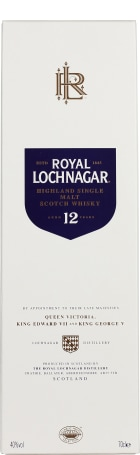 Royal Lochnagar 12 years 70cl