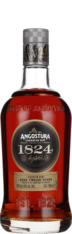 Angostura 12 years 1824 70cl