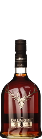 The Dalmore 25 years Single Malt 70cl