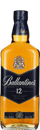 Ballantines 12 years Gold Seal 70cl