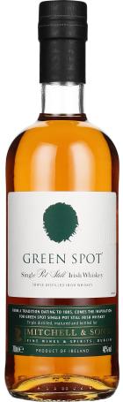 Green Spot Pot Still Whiskey 70cl