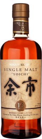 Nikka Yoichi 15 years Single Malt 70cl