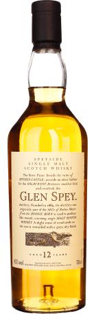 Glen Spey 12 years Single Malt 70cl