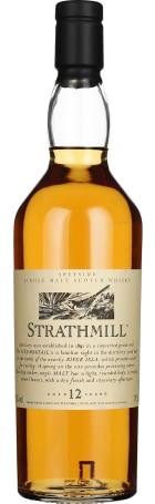 Strathmill 12 years Single Malt 70cl