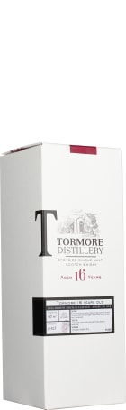 Tormore 16 years Single Malt 70cl