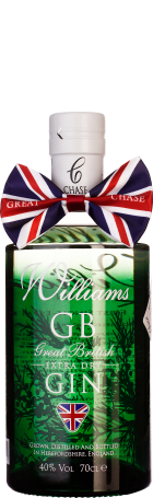 Williams Chase Extra Dry Gin 70cl