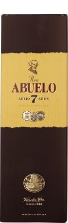 Abuelo 7anos Anejo Rum 70cl