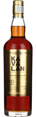 Kavalan Solist Fino Sherry 70cl
