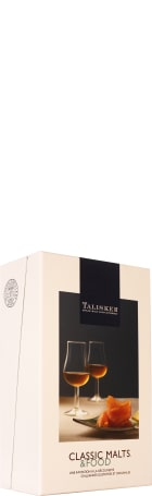 Talisker Port Ruighe Giftset 70cl