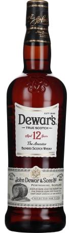 Dewar's 12 years 70cl