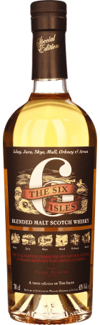 The Six Isles Vatted Malt 70cl