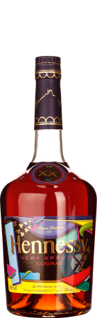 Hennessy VS KAWS Limited Edition 1ltr