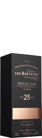 Balvenie 25 years Triple Cask 70cl