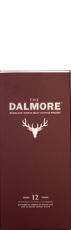 The Dalmore 12 years Single Malt 1ltr