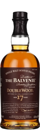 Balvenie 17 years Double Wood 70cl