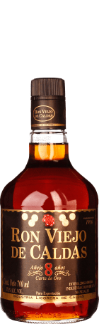 Ron Viejo de Caldas 8 years 70cl