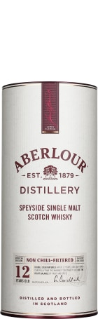 Aberlour 12 years non chill filtered 70cl