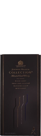 Johnnie Walker Mini Collection 4x20cl