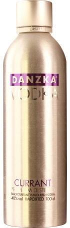 Danzka Currant Vodka 1ltr