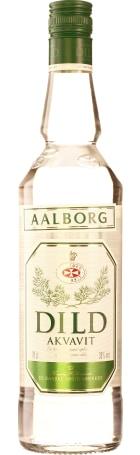 Aalborg Dild Akvavit 70cl