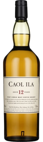 Caol Ila 12 years Single Malt 1ltr