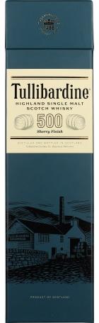 Tullibardine 500 Sherry Finish 70cl