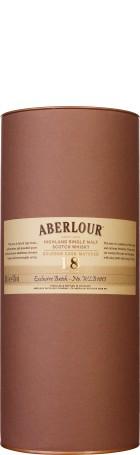 Aberlour 18 years Bourbon Cask Matured 70cl