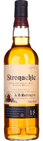 Stronachie 18 years Single Malt 70cl