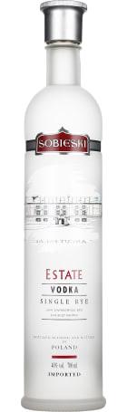 Sobieski Estate Single Rye 70cl