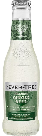 Fever Tree Ginger Beer 24x20c
