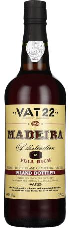 VAT22 Madeira 75cl