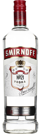 Smirnoff Vodka 1ltr