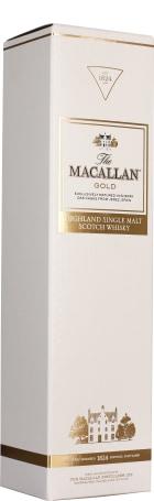 The Macallan Gold 1824 Series 70cl