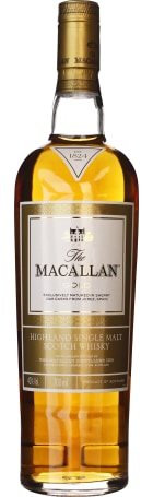 The Macallan Gold 1824 Series 70cl