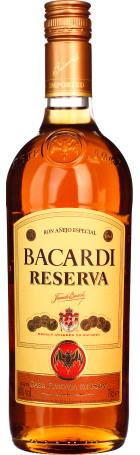 Bacardi Reserva 70cl