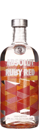 Absolut Ruby Red 70cl