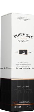 Bowmore 12 years Single Malt 70cl