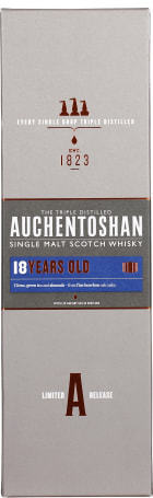 Auchentoshan 18 years Single Malt 70cl